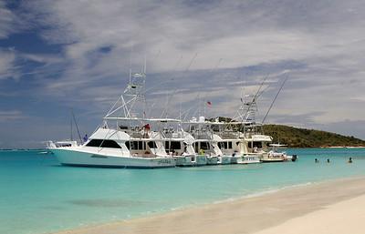 Prickly Pear Island, North Sound, British Virgin Islands