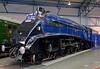 60007 Sir Nigel Gresley, National Railway Museum, York, 5 July 2013 2
