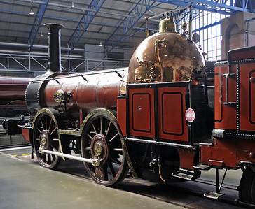 British steam locomotives, 1801-1855