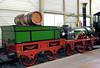 Replica of Ludwigsbahn 2-2-2 Adler, Nuremberg Rly Museum, 24 June 2004 3