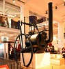 Trevithick high pressure engine (1806), Science Museum, London, 11 September 2018.