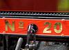Furness Rly No 20, National Railway Museum, York, 28 May 2004 4.