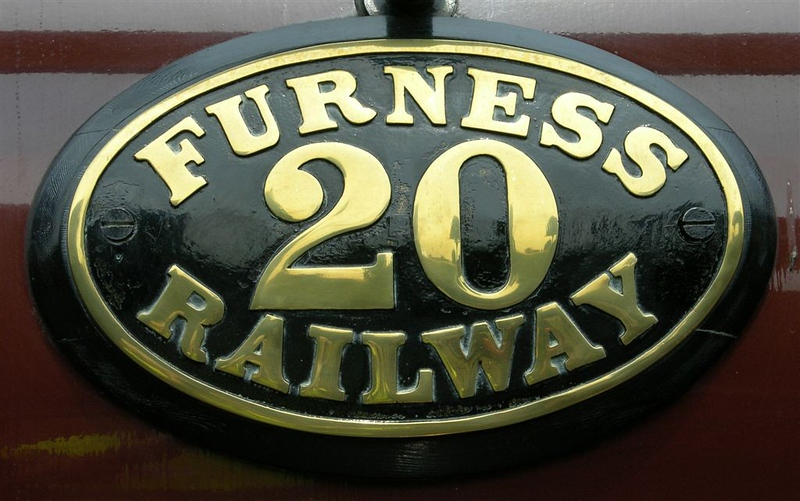 Furness Rly No 20, National Railway Museum, York, 28 May 2004 3.