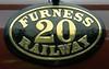 Furness Rly No 20, National Railway Museum, York, 28 May 2004 3.