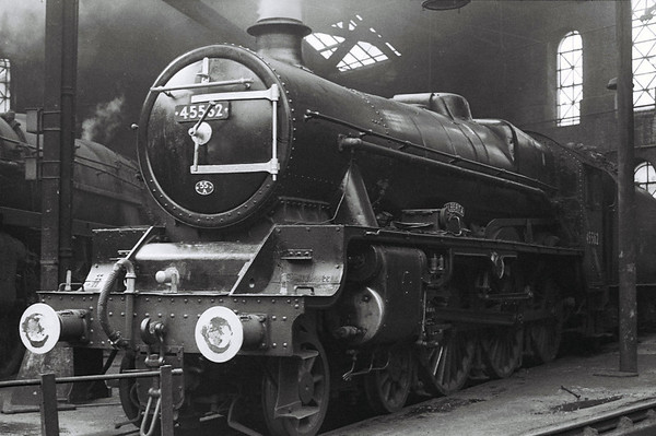 45562 Alberta, Leeds Holbeck shed, 27 March 1967 1