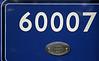 60007 Sir Nigel Gresley, National Railway Museum, York, 5 July 2013 1
