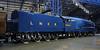 LNER A4 4-6-2 4468 Mallard, National Railway Museum, York, Sat 22 December 2012 2