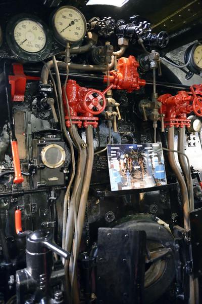 60008 Dwight D Eisnhower, National Railway Museum, York, 5 July 2013 4