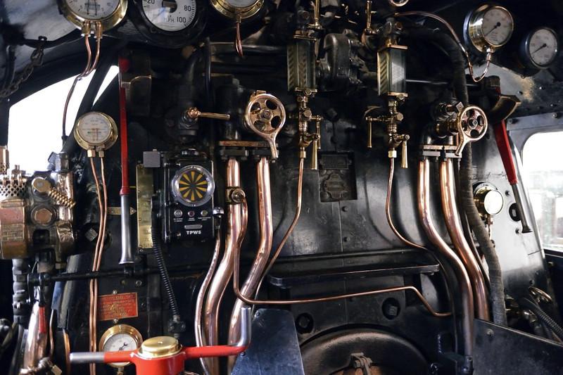 60007 Sir Nigel Gresley, National Railway Museum, York, 5 July 2013 3