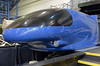 Mallard experience simulator, National Railway Museum, York, 5 July 2013 2