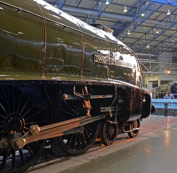 60008 Dwight D Eisnhower, National Railway Museum, York, 5 July 2013 5