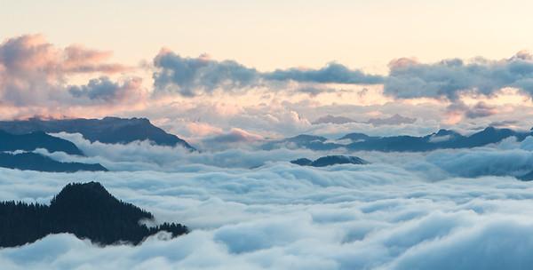 Heaven. Mount Seymour, BC.