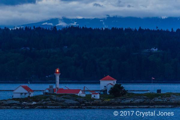 Entrance Island Lighthouse