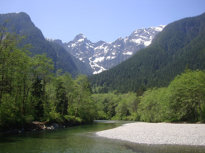 Golden Ears - Lower Falls