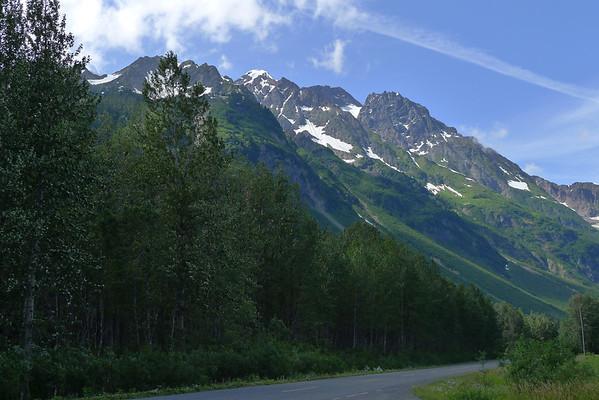 Glacier Highway (BC Hwy 37A)