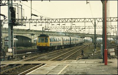British Railways - 1975 to Present