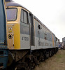 47053, Barrow Hill, 11 March 2006.  Scrapped at Kingsbury in 2007.