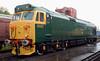 50007 Sir Edward Elgar, Swanwick Junction, 24 June 2007 1.