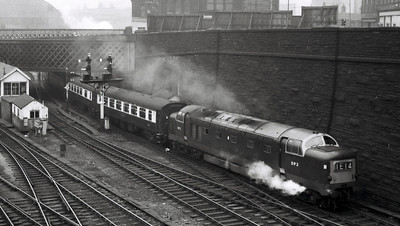 British diesel locomotives