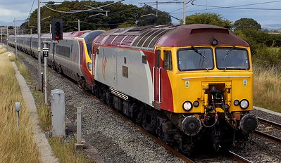 Class 57/3 diesels