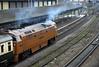 D1015 Sir Misha Black, Gloucester, Thurs 27 January 2005 4 - 0926.  Awaiting departure at 0930.