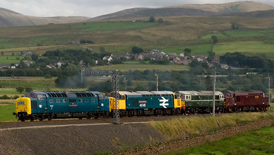 Diesel and electric specials, 2008