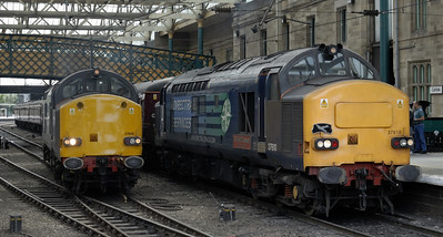 Diesel and electric specials, 2010