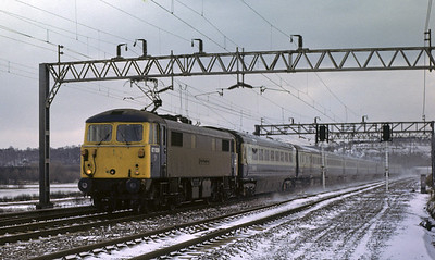 British electric locomotives