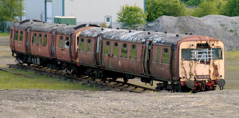 LMS 29896 & 28361, Tebay, 8 June 2009 2.