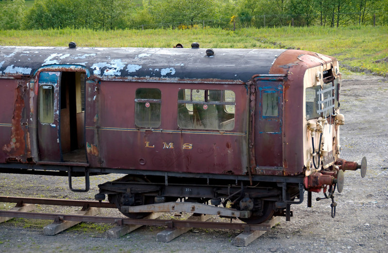 LMS 29896, Tebay, 8 June 2009 3
