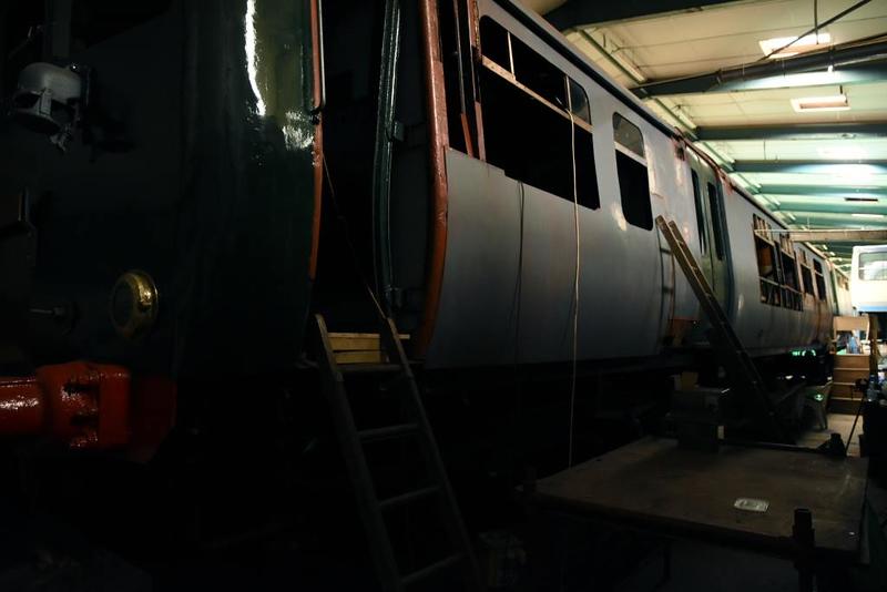 Class 502 29896, Burscough, 7 July 2019 3.