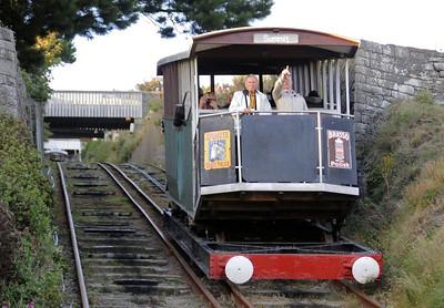 Aberystwyth Cliff Railway, 2011