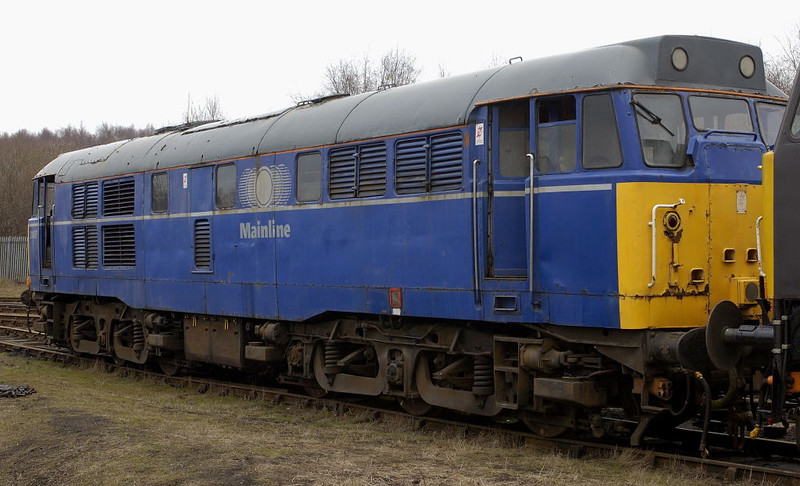 31407, Barrow Hill, 11 March 2006 1