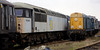 47769, 56061, 20121 & 47053, Barrow Hill, 11 March 2006