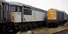 47769, 56061, 20121 & 47053, Barrow Hill, 11 March 2006