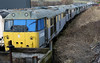 31524, 31433, 31460, 31412, 37079 & 56061, Barrow Hill, 11 March 2006