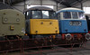 37201, 85101 & E3035 (83012), Barrow Hill, 11 March 2006