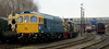 20xxx, 33053, D2868, D2853, 73138, 47488 & 61264, Barrow Hill, 11 March 2006