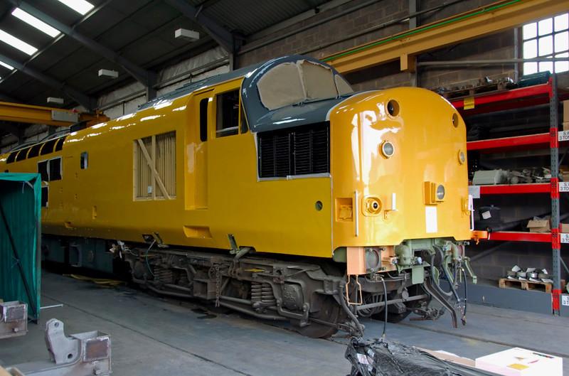 97301 (37100), Barrow Hill, 11 November 2007