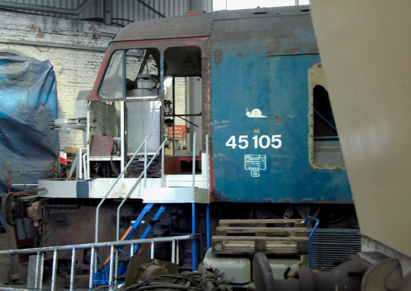 45105, Barrow Hill, 11 November 2007