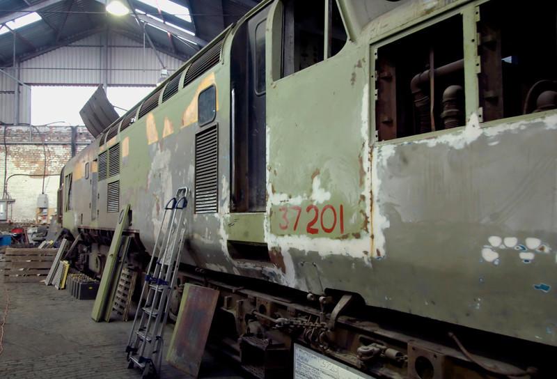 37201, Barrow Hill, 11 November 2007