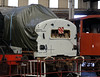 Baby Deltic to be?  Barrow Hill, Sun 14 October 2012.  The Baby Deltic Project aim to convert 37372 to D5910.