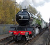 4771 Green Arrow, Barrow Hill, 11 November 2007 - 1307.   The V2 takes its turn on the shuttle with...