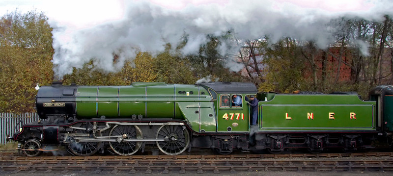 4771 Green Arrow, Barrow Hill, 11 November 2007