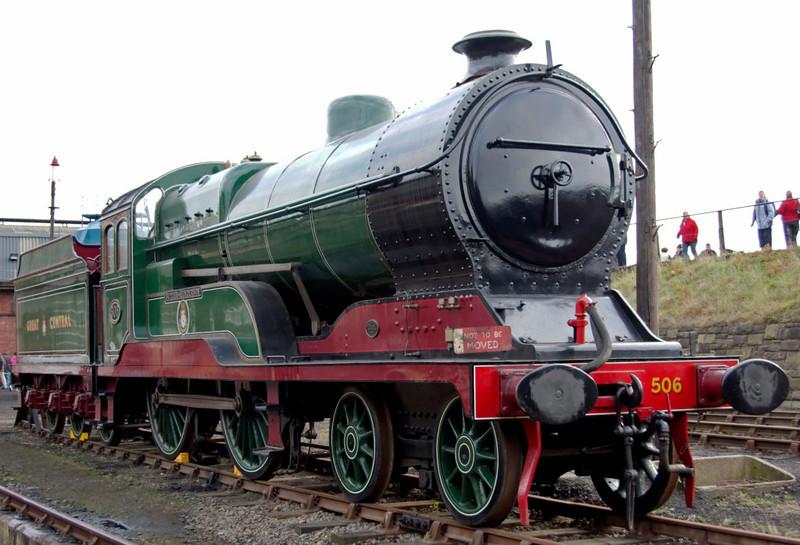 GCR 506 Butler-Henderson, Barrow Hill, 11 November 2007 1.