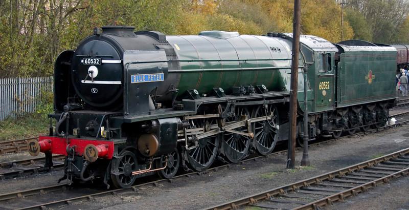 60532 Blue Peter, Barrow Hill, 11 November 2007 1.