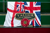GCR 506 Butler-Henderson, Barrow Hill, 11 November 2007 3.   The second day of Barrow Hill's LNER gala fell on Remembrance Sunday.  This copy of the 'Valour' nameplate once carried by the GCR war memorial loco was unveiled on No 506.  We will remember them.