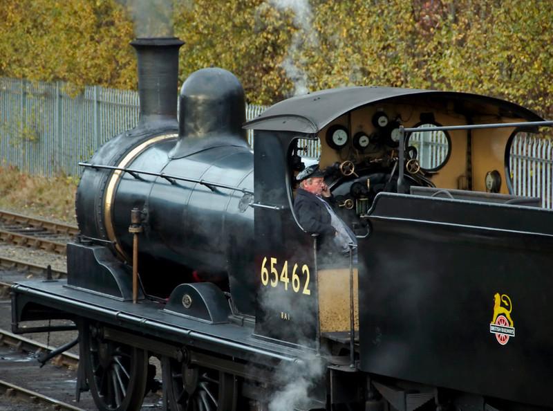 65462, Barrow Hill, 11 November 2007