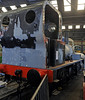 Vulcan, Barrow Hill, Sun 14 October 2012 2