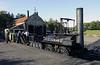 Replica Locomotion No 1, Pockerley Waggonway, Beamish, Mon 8 October 2012 5.